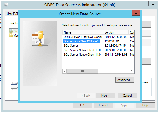 Oracle Odbc Driver 64 Bit Download